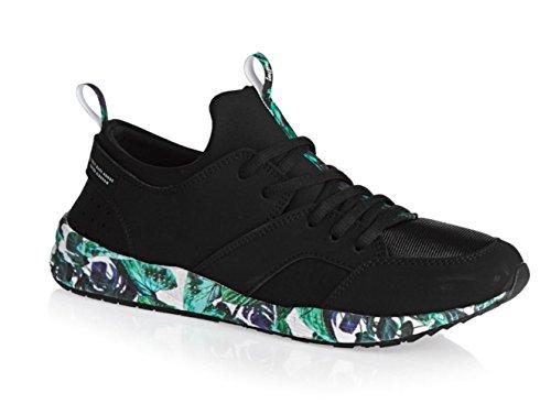 Hype Sneaker Hype Neon Hype Sneaker Neon Jungle Herren Jungle Herren UqdwP6Z0