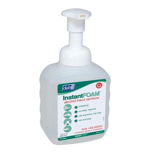 Hand Sanitizer, 400mL, Pump Bottle, PK6