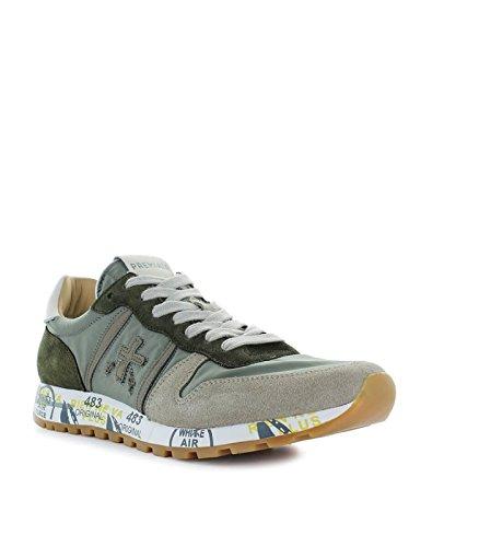 PREMIATA Vert Chaussures Homme Basses pour F4qFwXr