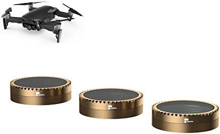 Polar Pro Kit de filtros de la Serie Cinema para el dron dji Mavic ...