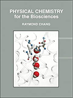 Physical chemistry for the chemical and biological sciences physical chemistry for the biosciences fandeluxe Choice Image