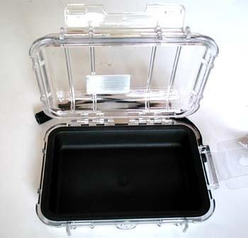 Pelican 1020 Micro Case (Black) 1