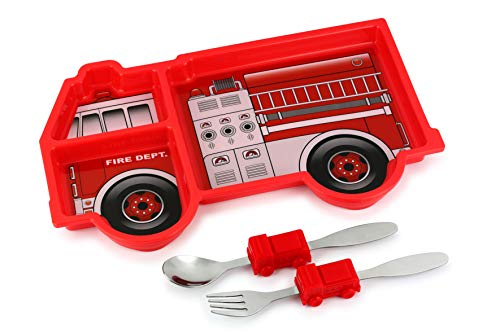 KidsFunwares Fire Engine Me