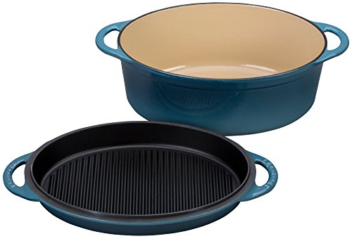 le creuset cookware grill - 9