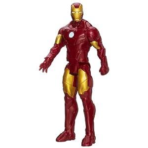 Avengers Series Marvel Assemble Titan Hero Iron Man 12″ Action Figure