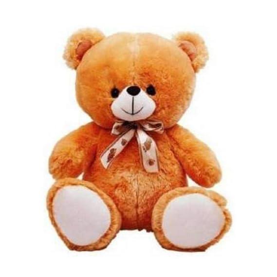 GURUDEV Loveable HUGABLE Soft Giant Life Size , Long Huge Teddy Bear(Best for Someone Special) (2 Feet, Pink)