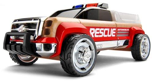 Automoblox-T900-Rescue-Truck-RedChrome