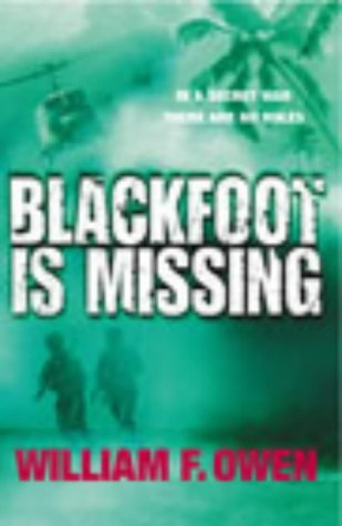 Blackfoot Is Missing by Hutchinson