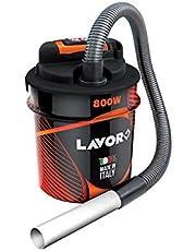 Lavorwash ASHLEY1.2 Aspirateur à cendres en bidon, puissance maximale de 800W