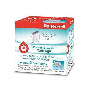 Price comparison product image Honeywell HDC-200 Humidifier Filter Demineralization Cartridge (2 Pack)