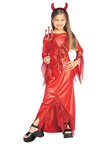 Halloween Concepts Child's Devilish Diva Costume