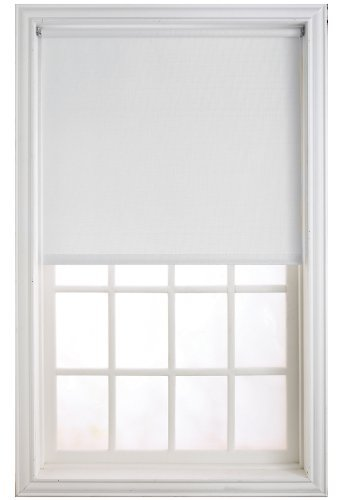 Newell Rubbermaid Hrsmwf3706601d Adjustable Wind Shade  White