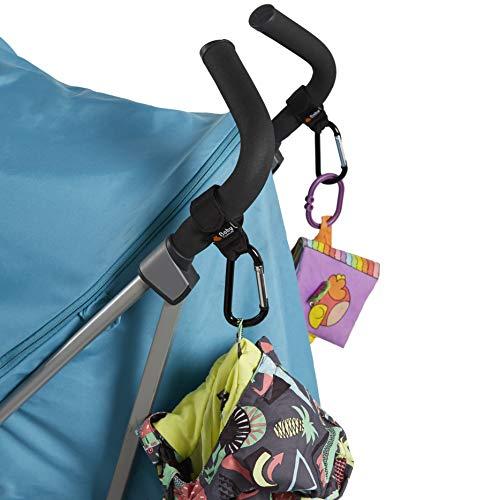 miniatura 5 - Ganci per Passeggino, Baby Uma - Appendi la spesa & le borse in tutta sicurezza