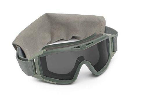 sert Locust Goggle Basic -Solar Lens - Foliage Green ()