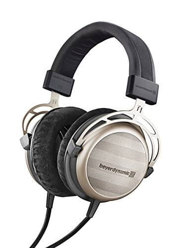 beyerdynamic 713805 T1 Generation 2 Black, Silver