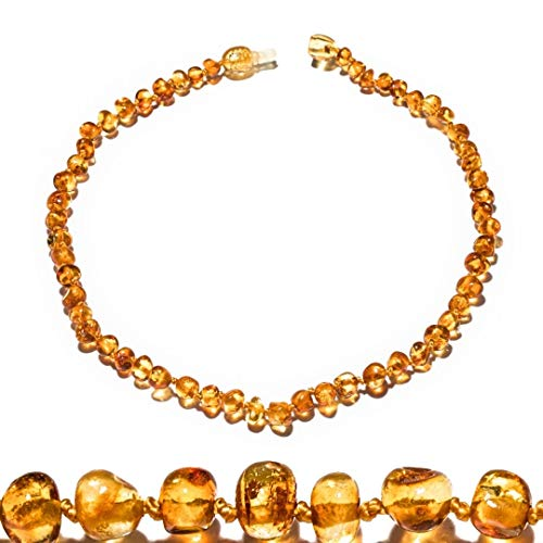 Amber Teething Necklaces 125