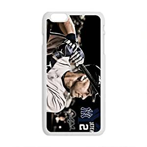 Happy JETER Hansome Man Fahionable And Popular Back Case Cover For Iphone 6 Plus