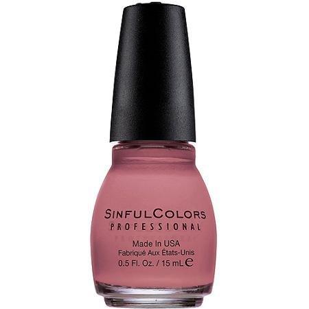 Sinful Colors Nail Polish VACATION