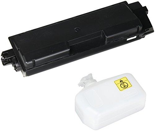 Kyocera 1T02KV0US0 Model TK-592K Black Toner Kit forC5250DN/C2026MFP/C2126MFP, Genuine Kyocera, Up To 7000 Pages