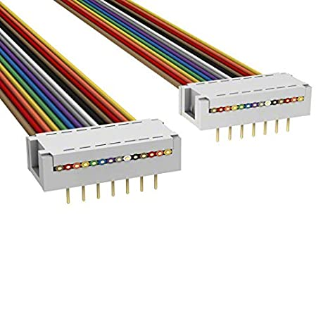 Pack of 10 H0PPH-1418M DIP CABLE HDP14H//AE14M//HDP14H