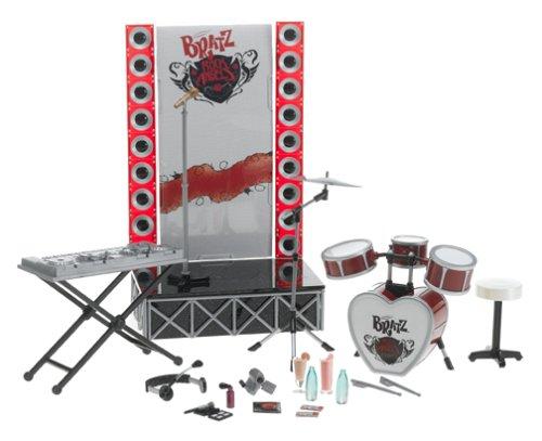 None Bratz Rock Angelz Band Instruments