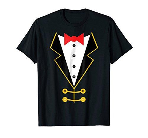 Ringmaster Shirt Circus Costume -