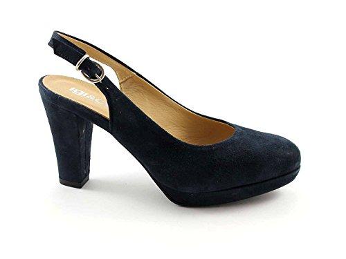 IGI&CO 37723 blu scarpe donna decolletè sandali punta chiusa 39