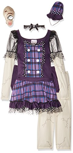 California Costumes Broken Doll Tween Costume,