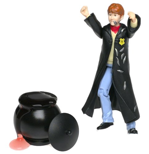 (Harry Potter Ron Slime Chamber Series)