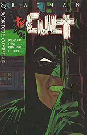 NM Batman The Cult #4