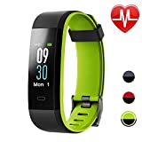 Letsfit Fitness Tracker HR, Color Screen Activity Tracker Watch, Heart Rate Monitor, Sleep