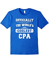 The World's Coolest CPA - Unisex T-shirt Gift