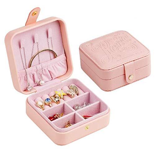 Amazon.com: Csinos - Estuche portátil para joyería de viaje ...