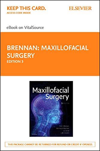 Maxillofacial Surgery - Elsevier eBook on VitalSource (Retail Access Card), 3e