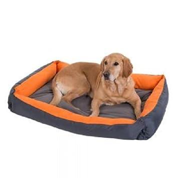 Zooplus 2 en 1 Lavable Perro Cama al Aire Libre