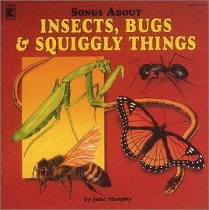 Songs About Insects Bugs & Squiggly - Insect Music