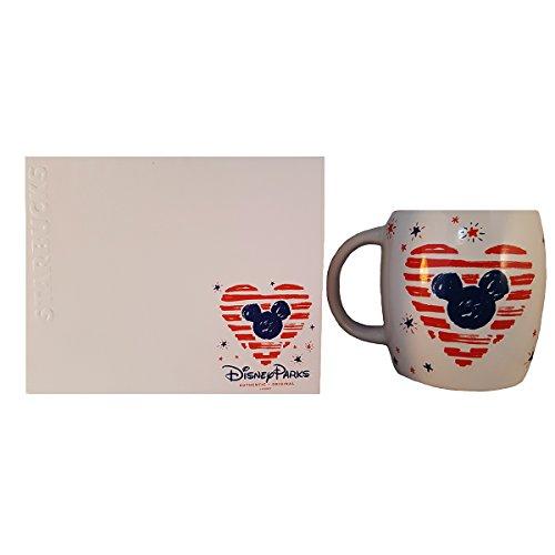 Starbucks Disney Mickey Americana Coffee product image