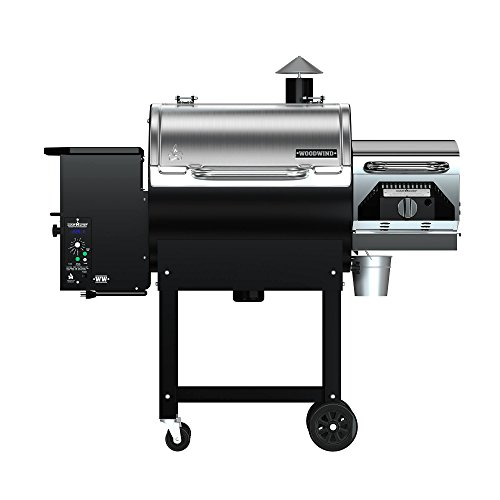 Camp Chef Woodwind Pellet Grill With Sear Box Smart
