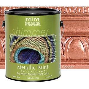 Modern Masters ME195-GAL Metallic Paint