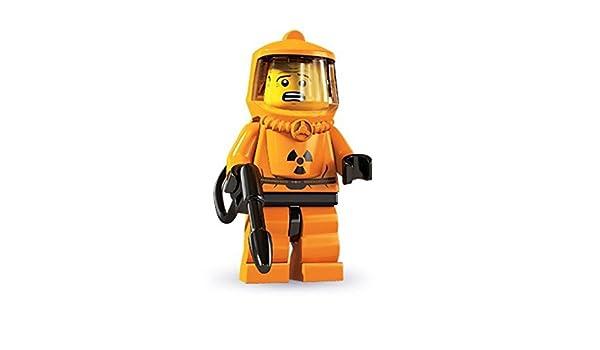 LEGO Série N°14 71010 La minifigures N°13 Le Buisnessman NEUF Halloween Monstre