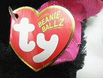 8f17fc34aad Amazon.com  New TY Plush Animals Beanie Boos Halloween Igor - Bat ...