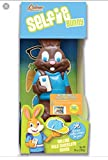 Easter Chocolate Bunny Selfie Hollow - 10 oz Perfect for Boy Blue Holiday Basket