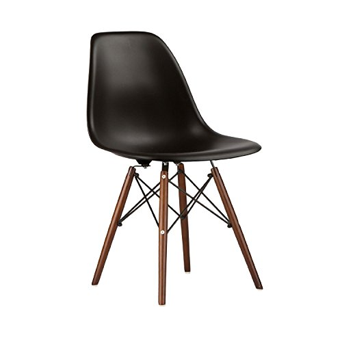 Nicer Furniture® Set of Two (2) Black - Eames Style for sale  Delivered anywhere in Canada