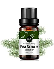 Essential Oil 10ML, Aromatherapy 100% Pure Pine Needles Oil for Diffuser, Hair, Massage