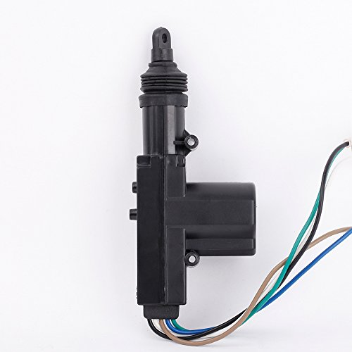 KKmoon Car Auto Heavy Duty Power Door Lock Actuator Motor Car Central Locking Power Door Lock System 5 Wire 12V