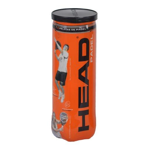 Head Pelotas de Padel Pack 9 Lote Unisex, Amarillo, 6 DZ