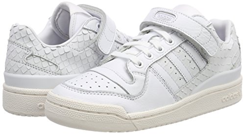 Low Adidas ftwbla Ftwbla Blanc Baskets 000 Originals Forum Femme Blatiz qvvEw