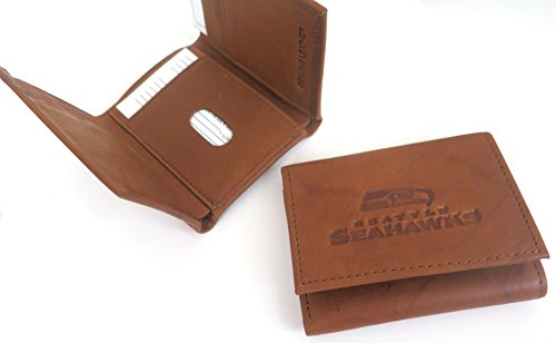 Hawk Wallet (Seattle Seahawks Wallet, Man's personal assessor gift .)