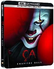 Ça-Chapitre 2 [4K Ultra HD + Blu-Ray-Édition boîtier SteelBook]