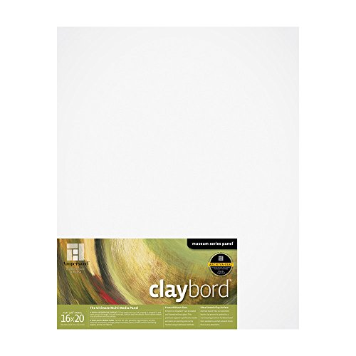 Ampersand Original Smooth Claybord 16 in. x 20 in. each ()